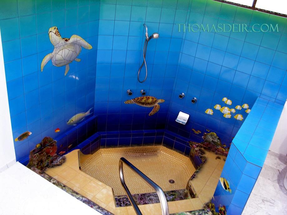 Undersea Shower Spa-1