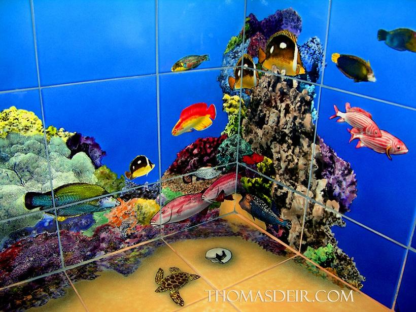 Undersea Shower Spa-6